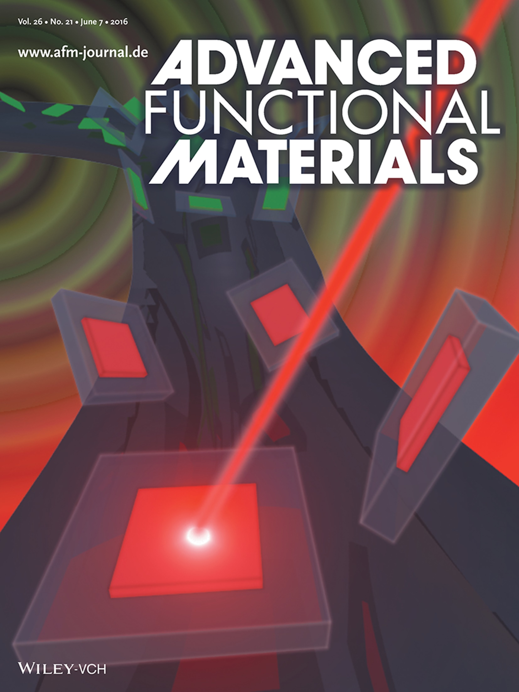 Advanced Functional Materials Cover 2
