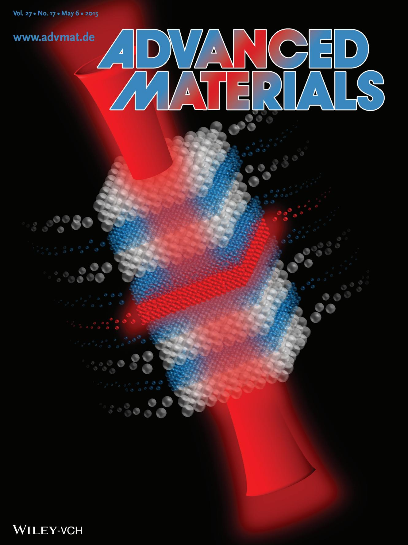 Advanced Materials Cover