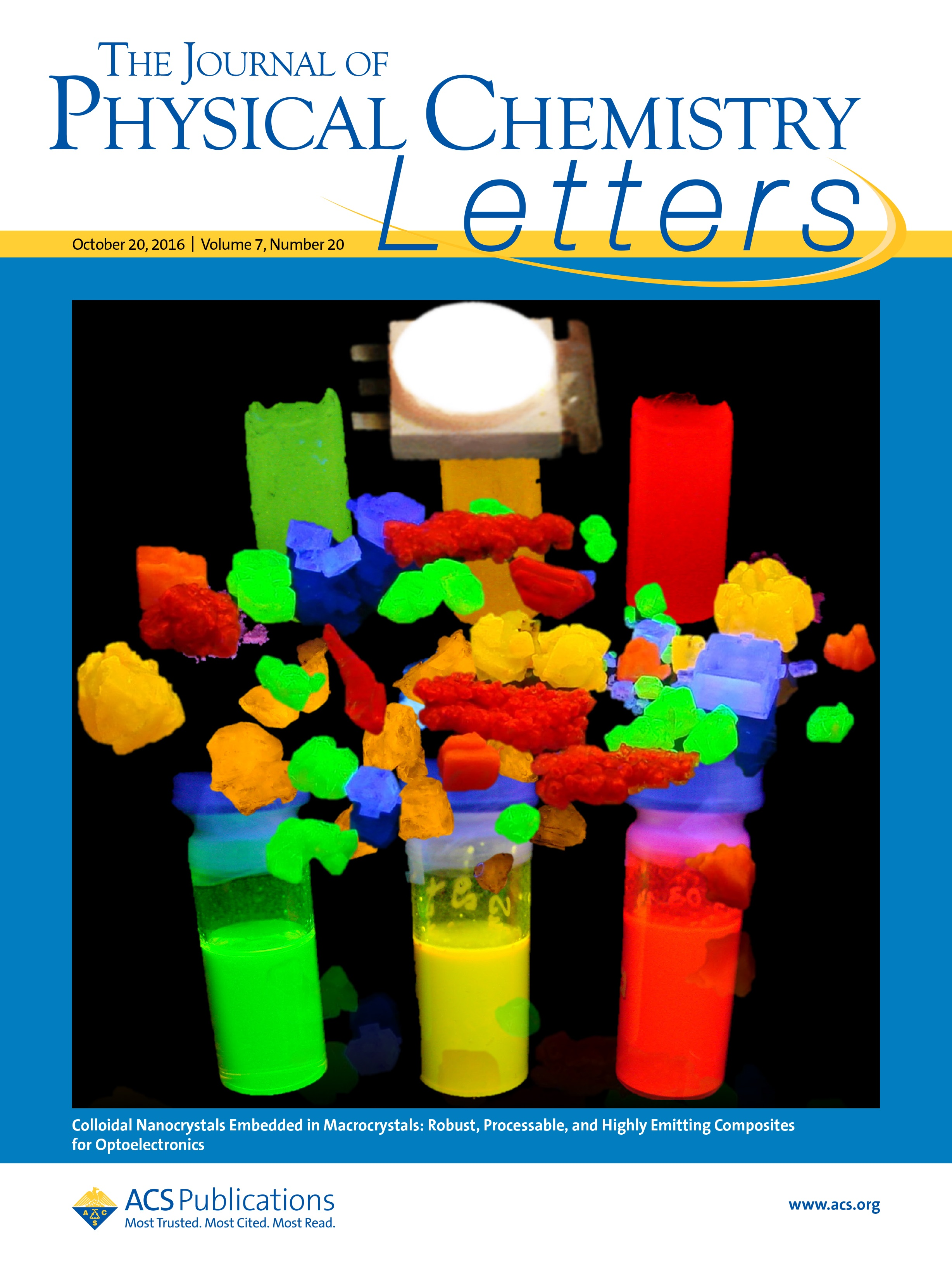 Cover letter american chemical society